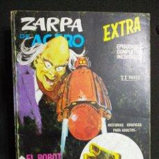 Cómics: ZARPA DE ACERO. Nº 24. VÉRTICE. TACO. 25 PTAS.. Lote 87386224