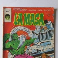 Cómics: LA MASA Nº 42. VOL. 3 VERTICE. Lote 87395588