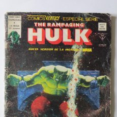 Cómics: THE RAMPAGING HULK Nº 4. VERTICE. Lote 87396128
