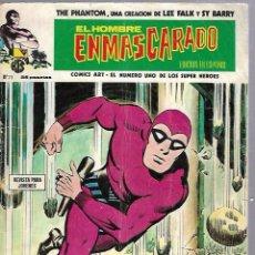 Cómics: EL HOMBRE ENMASCARADO. EDICION EN ESPAÑOL. Nº 23. COMICS-ART. 30 AGOSTO 1974. Lote 87397740