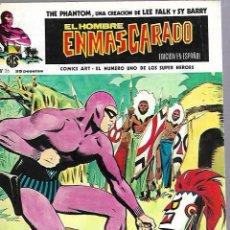 Cómics: EL HOMBRE ENMASCARADO. EDICION EN ESPAÑOL. Nº 26. COMICS-ART. 30 OCTUBRE 1974. Lote 87397948