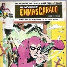 Cómics: EL HOMBRE ENMASCARADO. EDICION EN ESPAÑOL. Nº 28. COMICS-ART. 30 NOVIEMBRE 1974. Lote 87398064