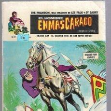 Cómics: EL HOMBRE ENMASCARADO. EDICION EN ESPAÑOL. Nº 39. COMICS-ART. 30 MARZO 1974. Lote 87398656