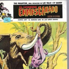 Cómics: EL HOMBRE ENMASCARADO. EDICION EN ESPAÑOL. Nº 19. COMICS-ART. 30 JUNIO 1974. Lote 87399076