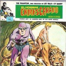 Cómics: EL HOMBRE ENMASCARADO. EDICION EN ESPAÑOL. Nº 18. COMICS-ART. 15 JUNIO 1974. Lote 87399252