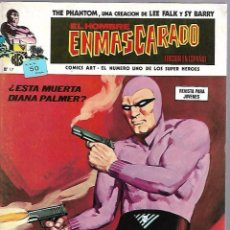 Cómics: EL HOMBRE ENMASCARADO. EDICION EN ESPAÑOL. Nº 17. COMICS-ART. 31 MARZO 1974. Lote 87399324