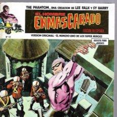 Cómics: EL HOMBRE ENMASCARADO. EDICION EN ESPAÑOL. Nº 12. COMICS-ART. 1974. Lote 87399748