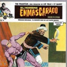 Cómics: EL HOMBRE ENMASCARADO. EDICION EN ESPAÑOL. Nº 9. COMICS-ART. 30 ABRIL 1974. Lote 87399892