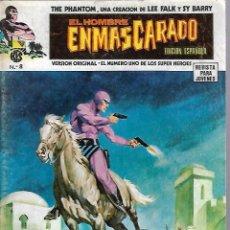 Cómics: EL HOMBRE ENMASCARADO. EDICION EN ESPAÑOL. Nº 8. COMICS-ART. 1974. Lote 87399980