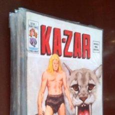 Cómics: VERTICE - KAZAR VOL.2 - COLECCION COMPLETA - 9 NUMEROS . Lote 87452200