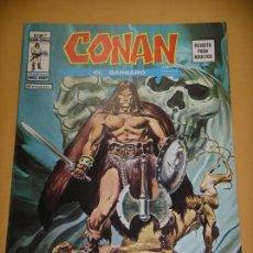 Cómics: CONAN VOL2, Nº 7 VÉRTICE 1974 VOLUMEN, VOL V2 V.2 MARVEL MUNDICOMICS ERCOM. Lote 87471976