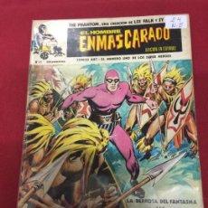 Fumetti: VERTICE V.1 HOMBRE ENMASCARADO NUMERO 24 NORMAL ESTADO. Lote 87484156