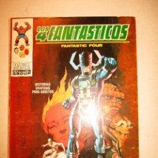 Cómics: LOS 4 FANTASTICOS-Nº37-EDICIONES VERTICE-TACO-V.1. Lote 87529352