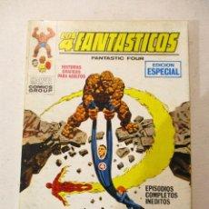 Cómics: LOS 4 FANTASTICOS-Nº23-EDICIONES VERTICE-TACO-V.1. Lote 87529508
