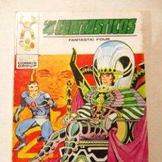 Cómics: LOS 4 FANTASTICOS-Nº41-EDICIONES VERTICE-TACO-V.1. Lote 87529552