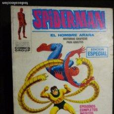 Cómics: SPIDERMAN. Nº 21. VÉRTICE. TACO. 25 PTAS. Lote 87606388