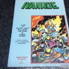 Cómics: MUNDI COMICS CLASICOS , IVANHOE -EDITA : EDICIONES VERTICE. Lote 87623940