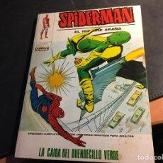 Cómics: SPIDERMAN Nº 55 TACO LA CAIDA DEL DUENDECILLO VERDE (ED. VERTICE) (COI43). Lote 88190424