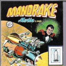 Cómics: MANDRAKE. MERLIN EL MAGO. Nº 17. LA FANTASTICA GALERIA DE RUFIANES. Lote 88293844