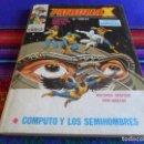 Cómics: VÉRTICE VOL. 1 PATRULLA X Nº 21. 1974. 30 PTS. COMPUTO Y LOS SEMIHOMBRES. MBE.. Lote 89013332