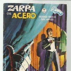 Cómics: ZARPA DE ACERO 23: M.I.E.D.O., 1965, VERTICE GRAPA, BUEN ESTADO. Lote 89030328