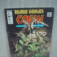 Comics: RELATOS SALVAJES CONAN VOL.2 Nº 17. Lote 89041332