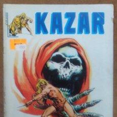 Cómics: KAZAR Nº 3 SURCO - VERTICE - C04. Lote 228241305