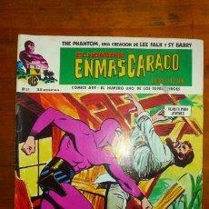 Cómics: THE PHANTOM = EL HOMBRE ENMASCARADO. Nº 37. Lote 89143760
