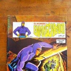Comics : EL HOMBRE ENMASCARADO. VOL. 2 ; NÚM. 4. [COMICS-ART]. Lote 89146648