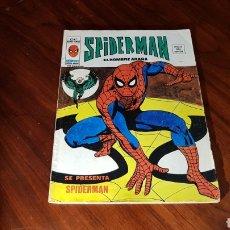 Cómics: SPIDERMAN 1 VOL 3 VERTICE PORTADA REPASADA CON LAPIZ APENAS SE NOTA. Lote 89291156