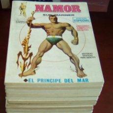 Cómics: VERTICE - NAMOR - COLECCION COMPLETA - 33 COMICS - VOLUMEN.1 - BUEN ESTADO. Lote 89436328