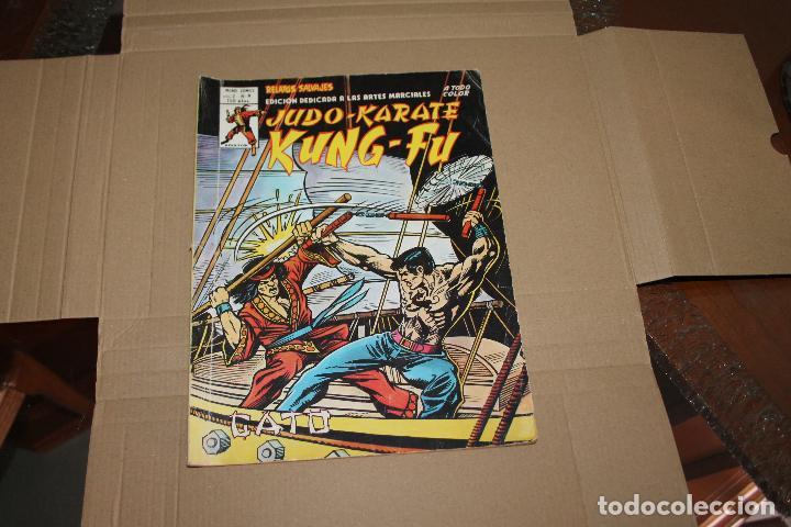 RELATOS SALVAJES ARTES MARCIALES Nº 8 VOLUMEN 2, EDITORIAL VÉRTICE (Tebeos y Comics - Vértice - Relatos Salvajes)