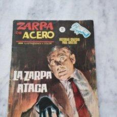 Cómics: ZARPA DE ACERO. Lote 89482744