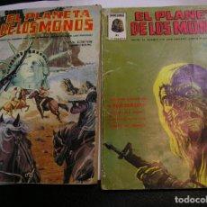 Cómics: EL PLANETA DE LOS SIMIOS-V.2- NUMERO 1 Y NUMERO 2 -1979-EDICIONES VERTICE. Lote 89518468