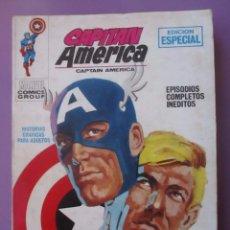 Cómics: CAPITAN AMERICA 6 , VERTICE VOL. 1, ¡¡¡¡¡MUY BUEN ESTADO!!!!! . Lote 89600656