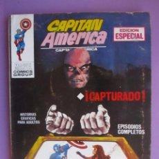 Cómics: CAPITAN AMERICA Nº 2 , VERTICE VOL. 1, ¡¡¡¡¡ BUEN ESTADO!!!!! . Lote 89602144