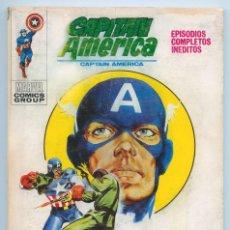 Cómics: CAPITAN AMERICA - Nº 23 - LA VENGANZA DEL CAPITAN AMERICA - ED. VERTICE - 1972 - TACO VOL. 1. Lote 89650724