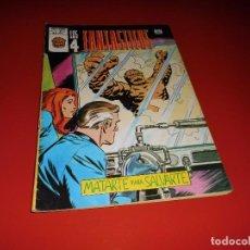 Cómics: LOS 4 FANTASTICOS - MUNDI COMICS VOL. 3 Nº 24 - VERTICE. Lote 89676464