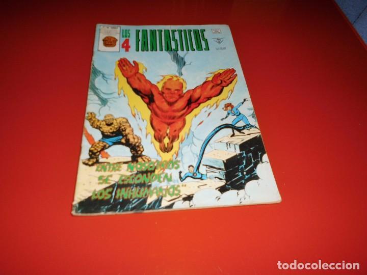 LOS 4 FANTASTICOS - MUNDI COMICS Nº 25 - VERTICE (Tebeos y Comics - Vértice - 4 Fantásticos)