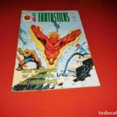 Cómics: LOS 4 FANTASTICOS - MUNDI COMICS Nº 25 - VERTICE. Lote 89677404
