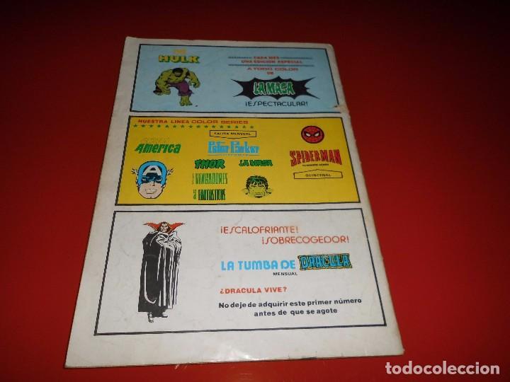 Cómics: Los 4 Fantasticos - mundi comics nº 25 - Vertice - Foto 2 - 89677404