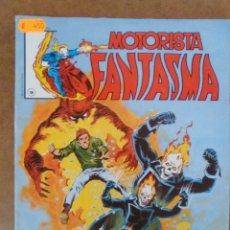 Cómics: MOTORISTA FANTASMA Nº 9 SURCO - VERTICE . Lote 89692636