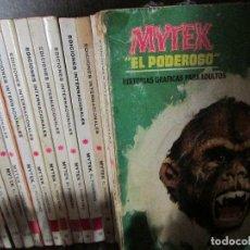 Cómics: MYTEK EL PODEROSO COMPLETA. Lote 90045852
