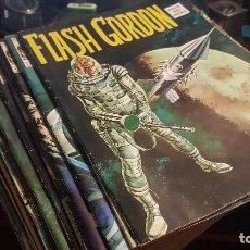 Cómics: FLASH GORDON, V 1. LOTE DE 25 NUMEROS, DEL 1 AL 42, LEER DESCRIPCION. Lote 90077220