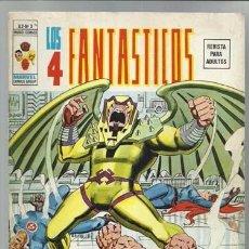 Cómics: LOS 4 FANTÁSTICOS VOL. 2 Nº 3, 1974, VERTICE, BUEN ESTADO. Lote 90123588
