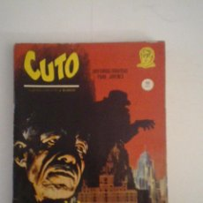 Cómics: CUTO - J. BLASCO - VERTICE - COMPLETA - 9 NUMEROS - BUEN ESTADO -CJ 72 - GORBAUD. Lote 90183672