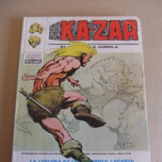 Cómics: KA-ZAR Nº 2 VERTICE TACO 1973. Lote 90209848