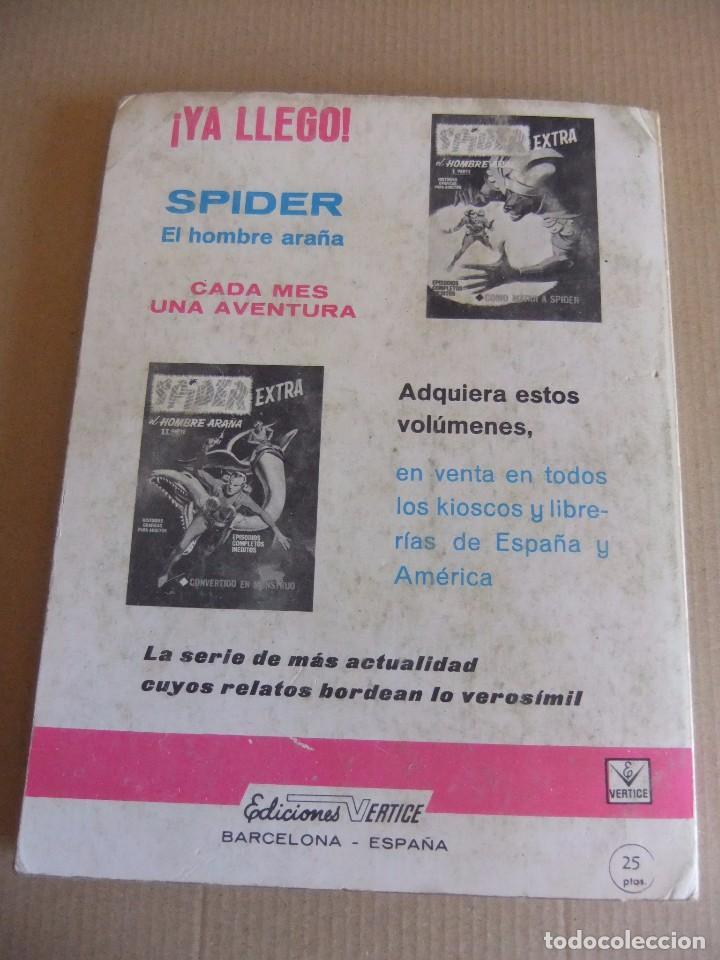 Cómics: SELECCIONES VERTICE DE AVENTURAS Nº 24 MORIR EN LA LUCHA - Foto 2 - 90210100