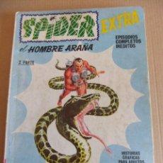 Cómics: SPIDER Nº 23 VERTICE TACO CONTRA EL VIVORA. Lote 90210496