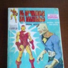 Cómics: HOMBRE DE HIERRO N-2. Lote 90259824